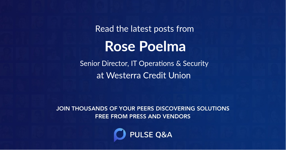 Rose Poelma