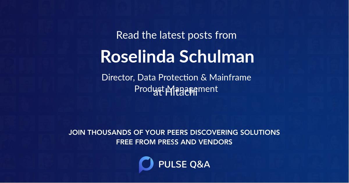 Roselinda Schulman