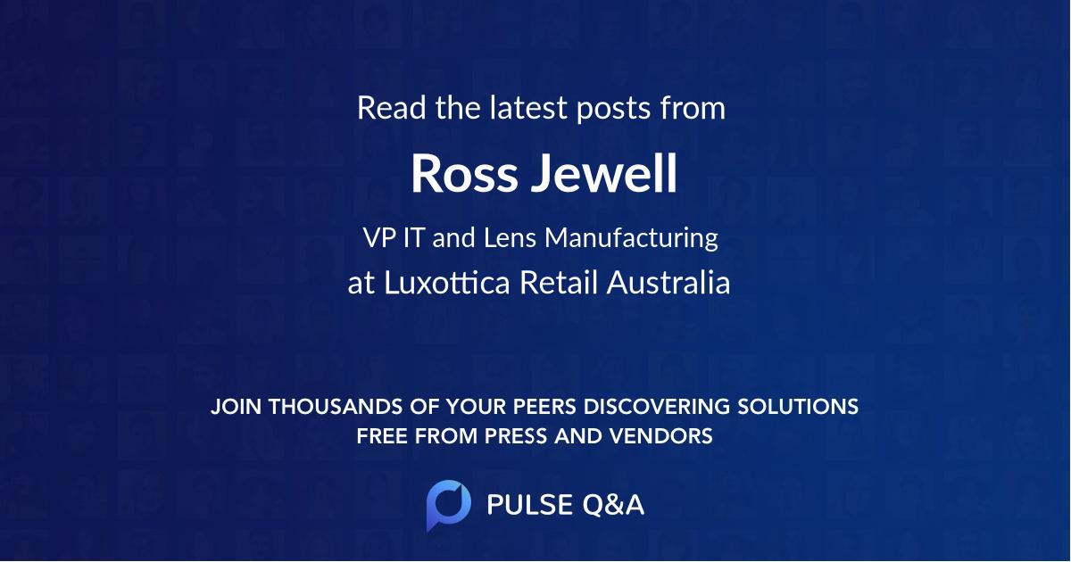 Ross Jewell