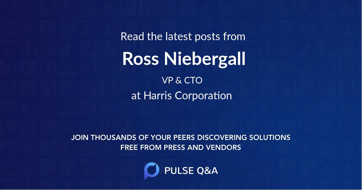 Ross Niebergall