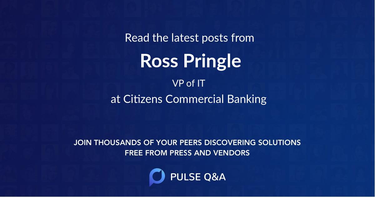 Ross Pringle