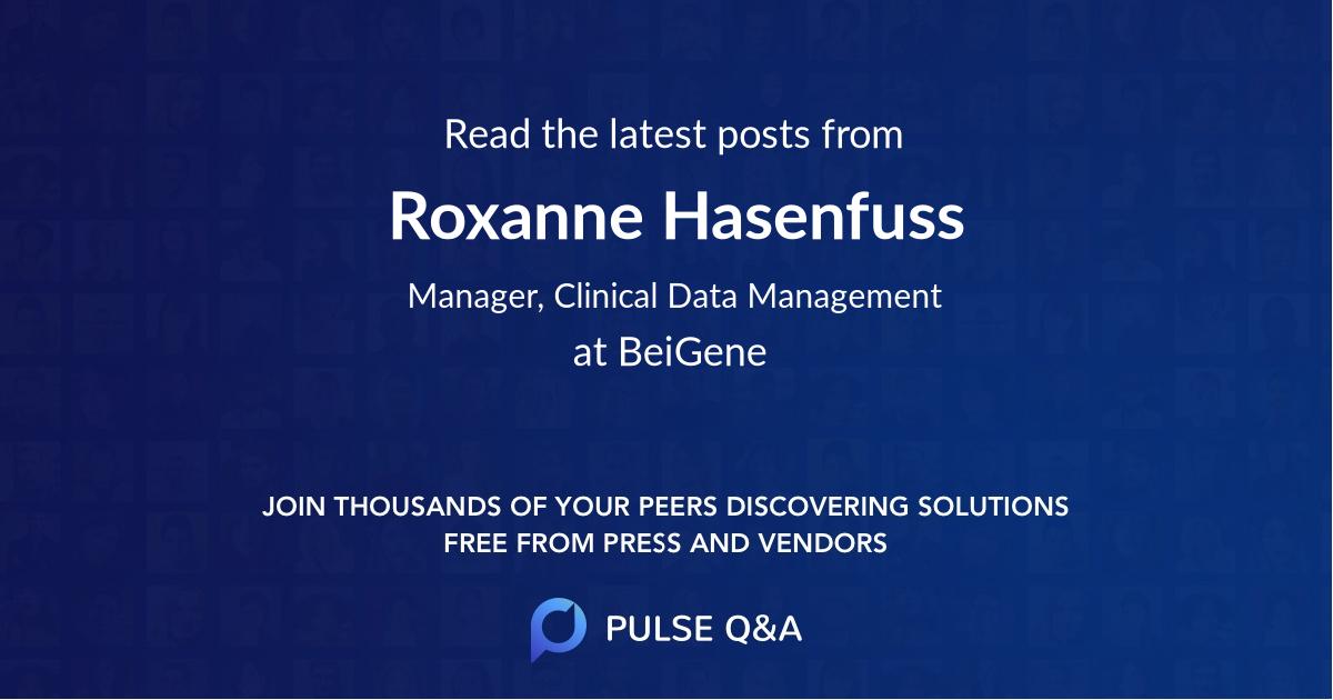 Roxanne Hasenfuss