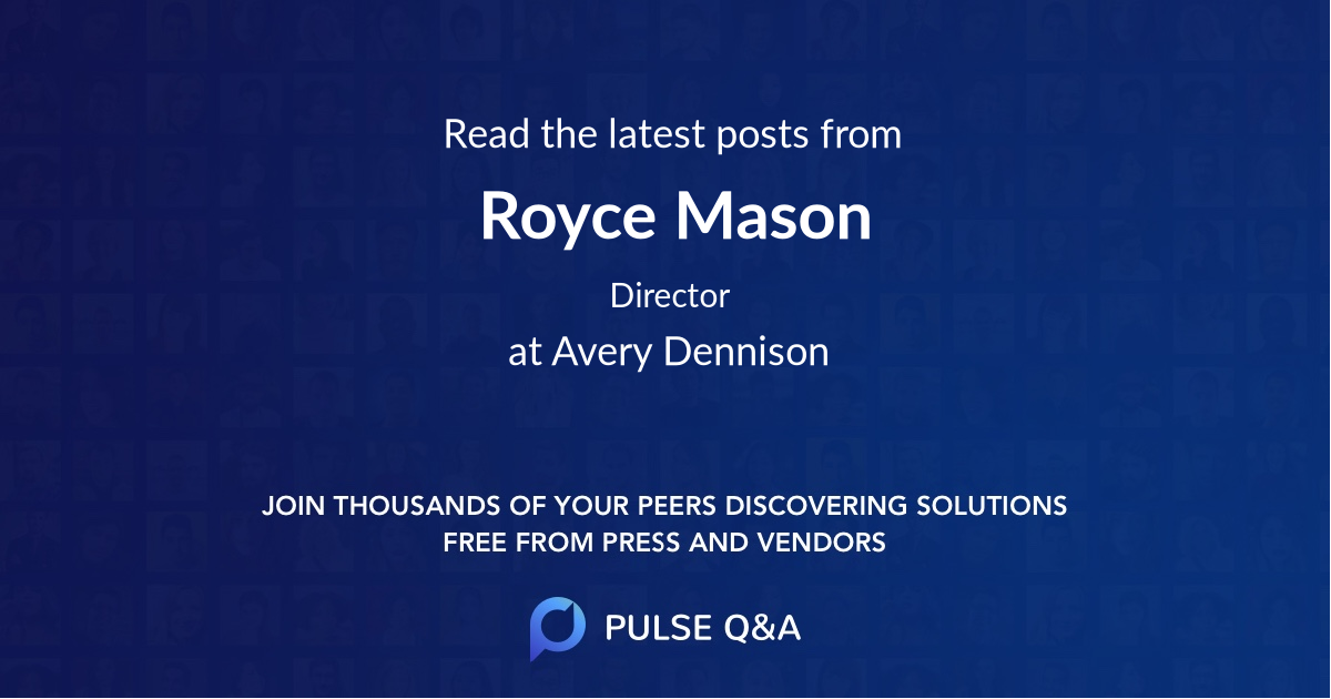 Royce Mason