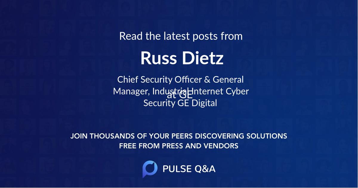 Russ Dietz