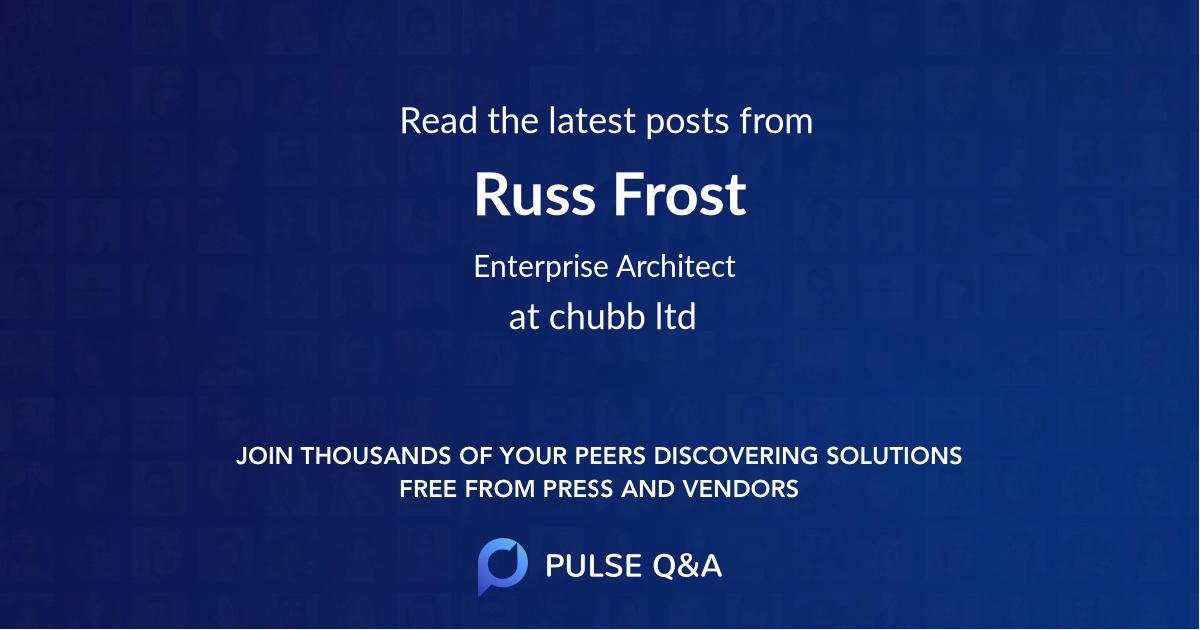 Russ Frost