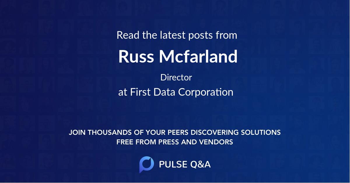 Russ Mcfarland