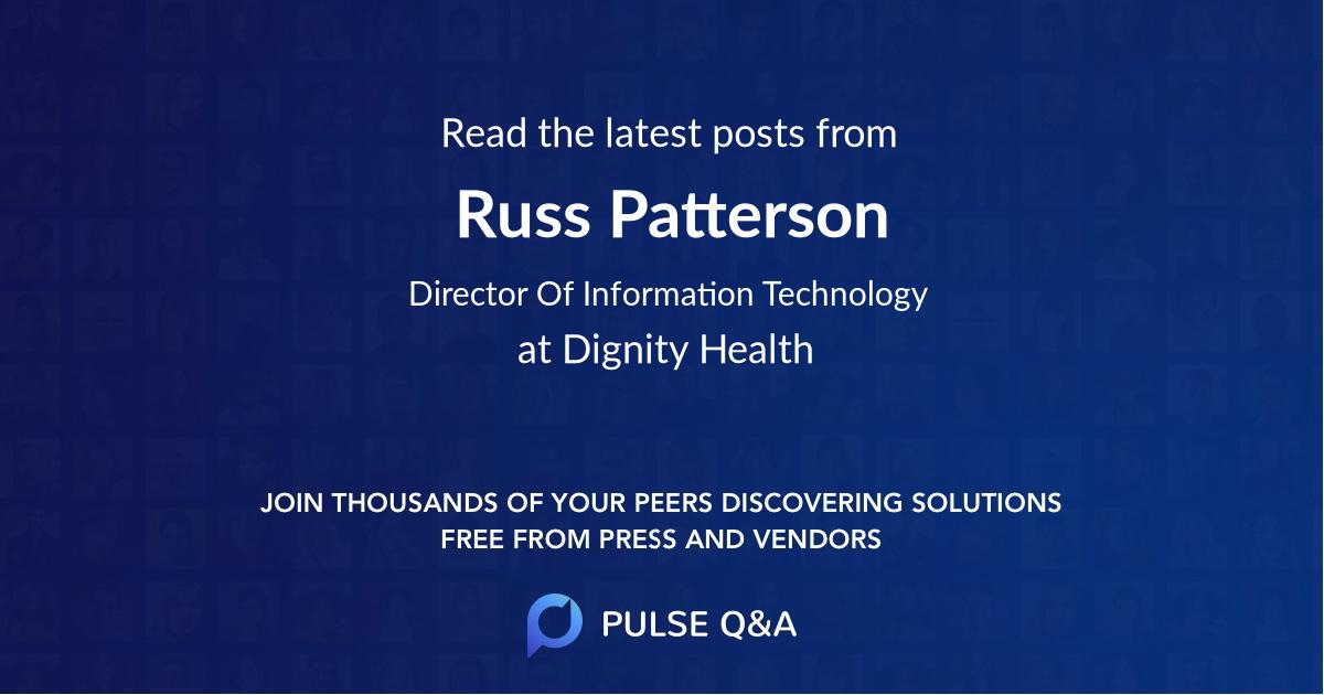 Russ Patterson