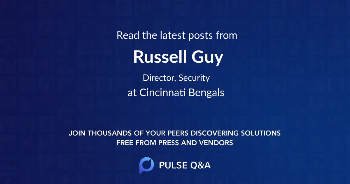 Russell Guy