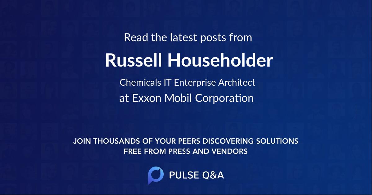 Russell Householder