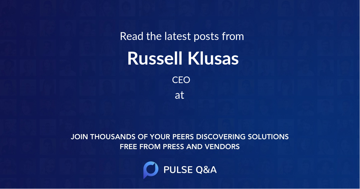 Russell Klusas