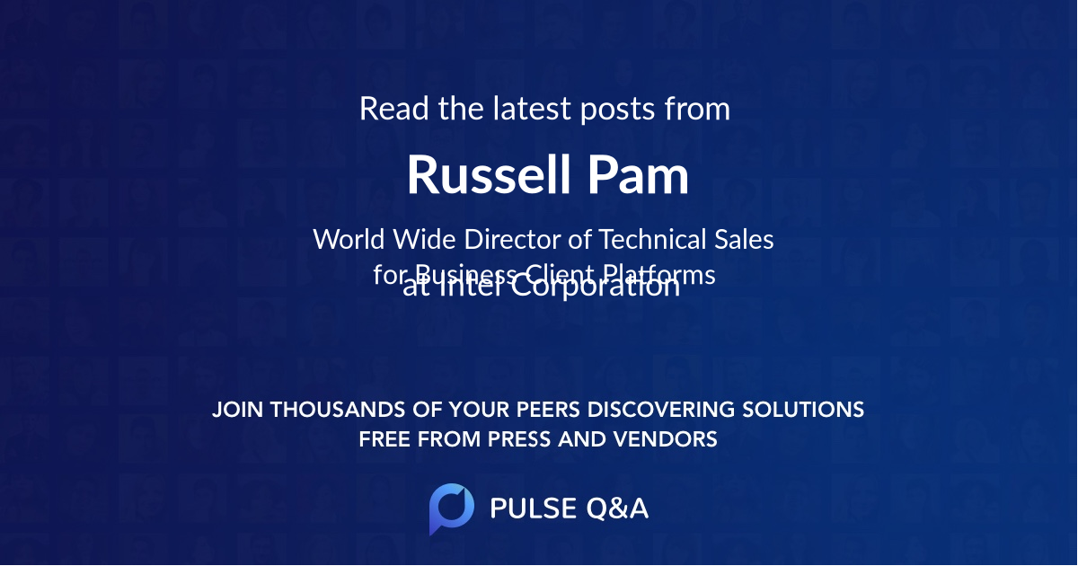 Russell Pam