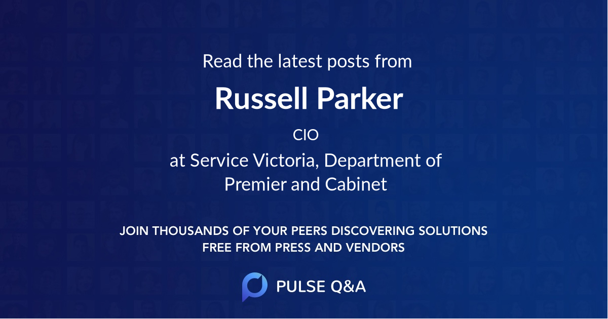 Russell Parker
