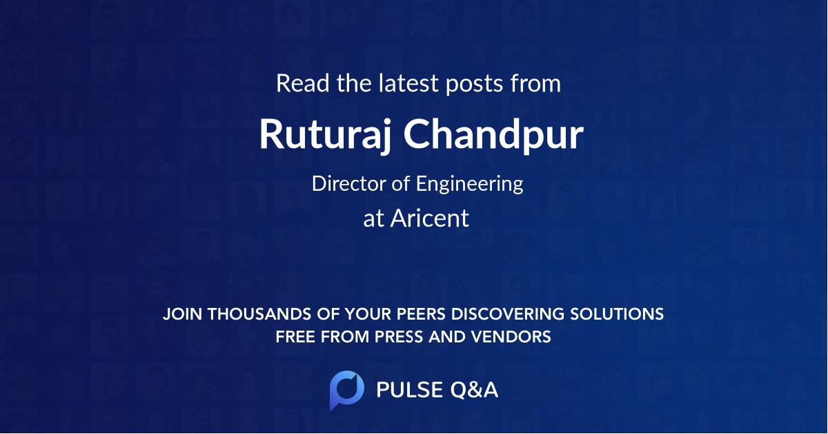 Ruturaj Chandpur