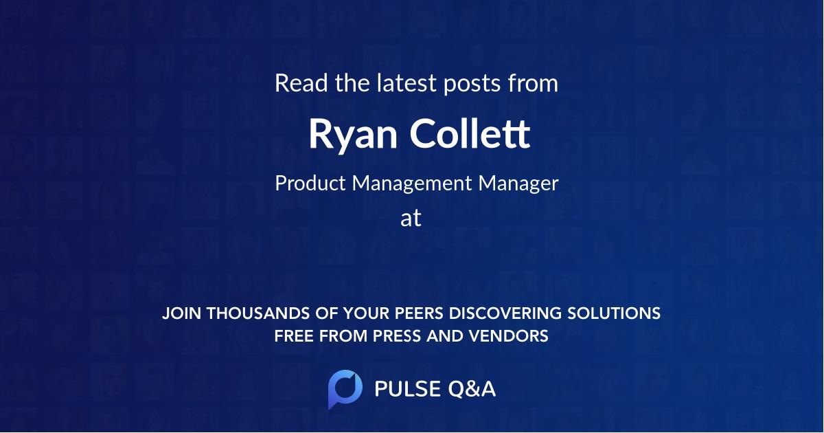 Ryan Collett