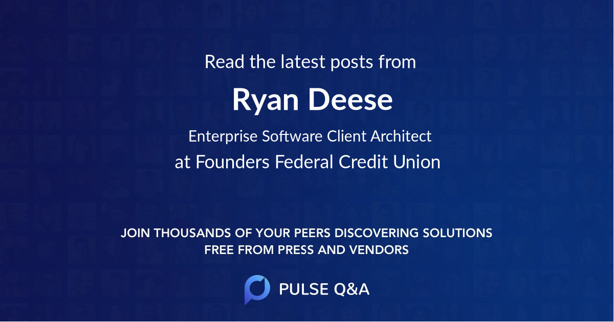 Ryan Deese