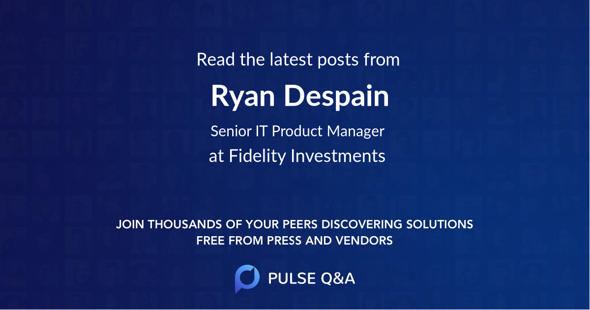 Ryan Despain