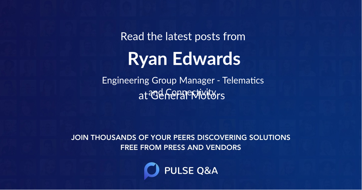 Ryan Edwards