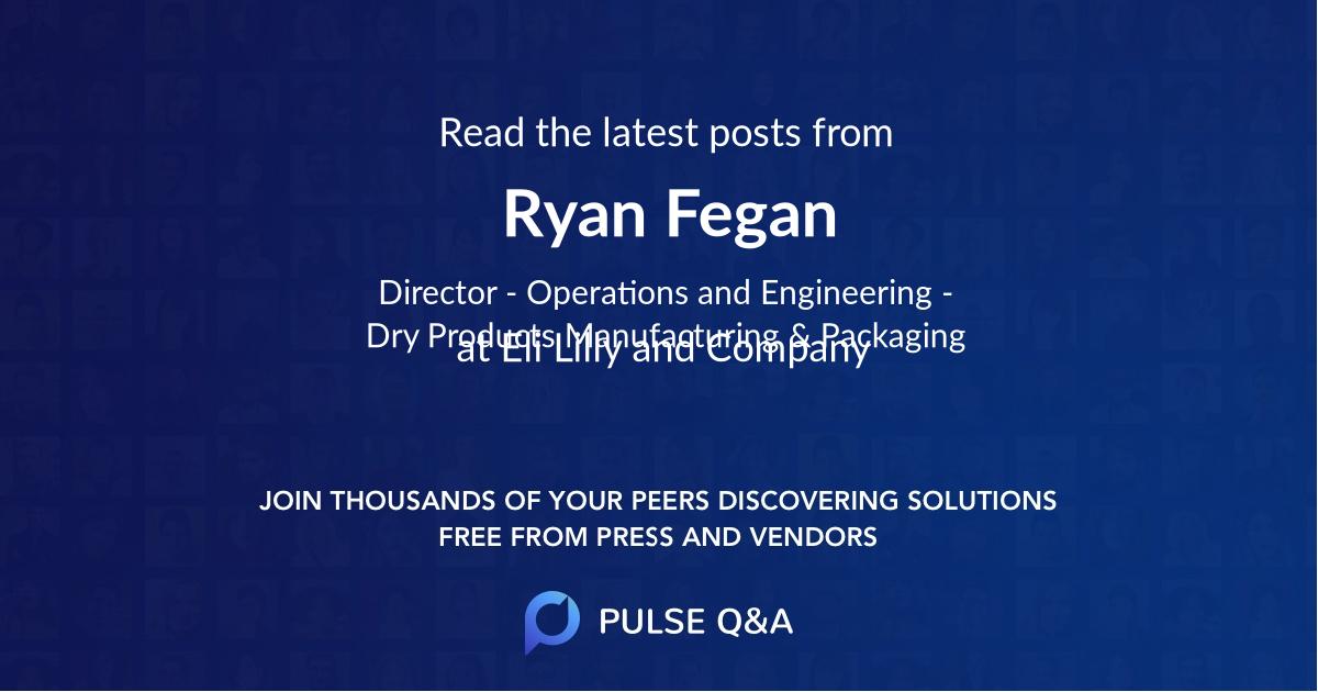 Ryan Fegan