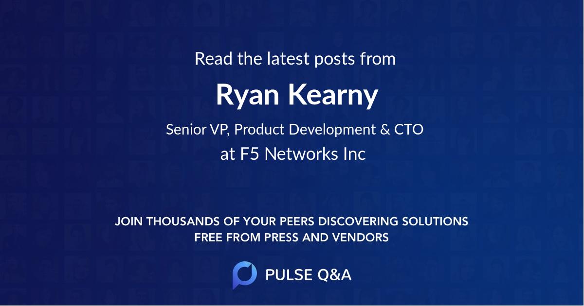 Ryan Kearny