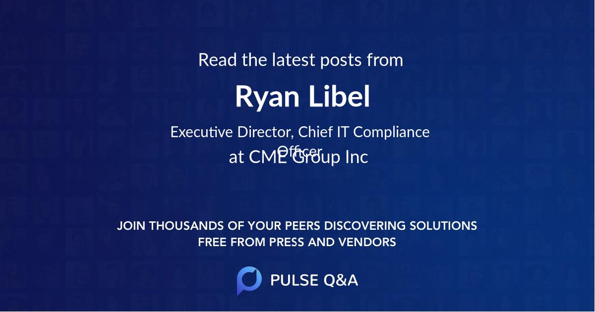 Ryan Libel