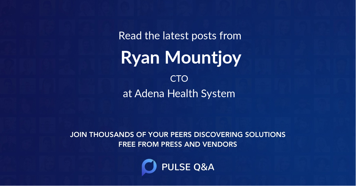 Ryan Mountjoy