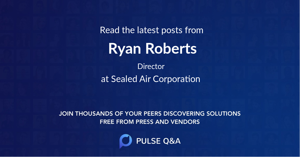 Ryan Roberts