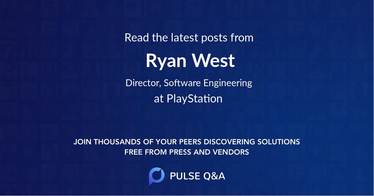Ryan West
