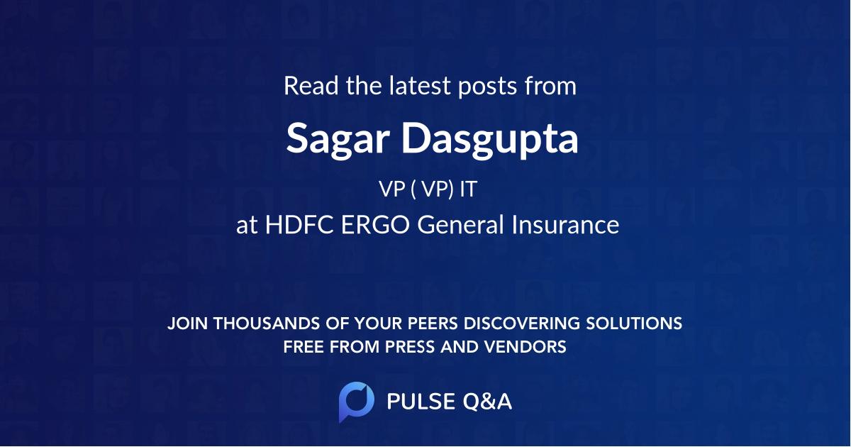 Sagar Dasgupta