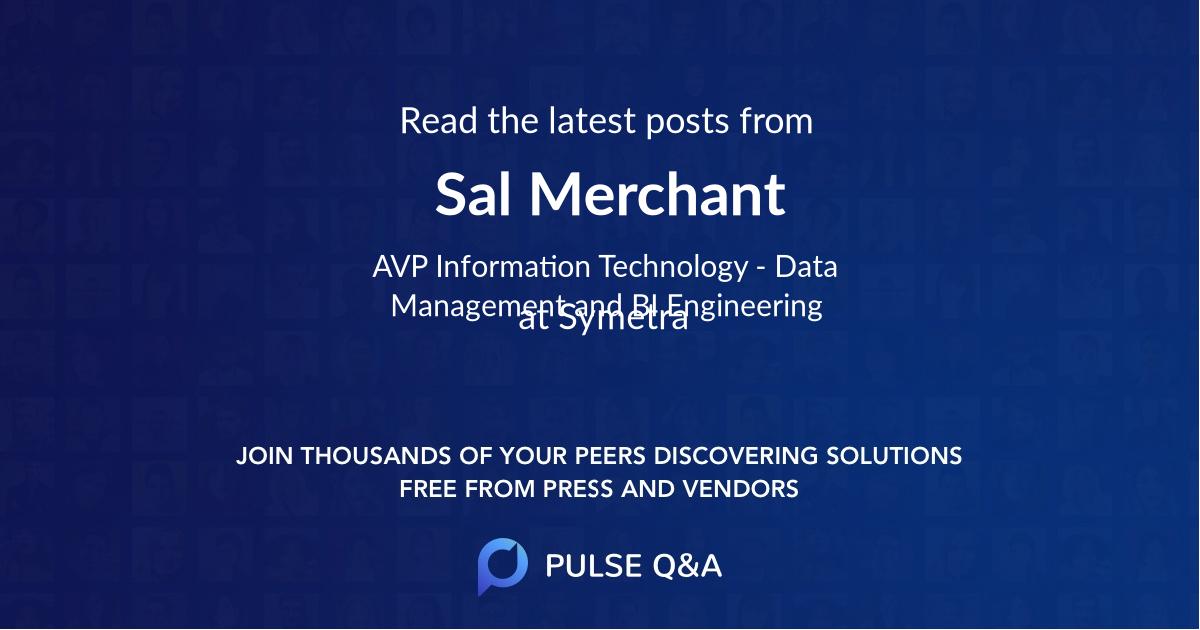 Sal Merchant