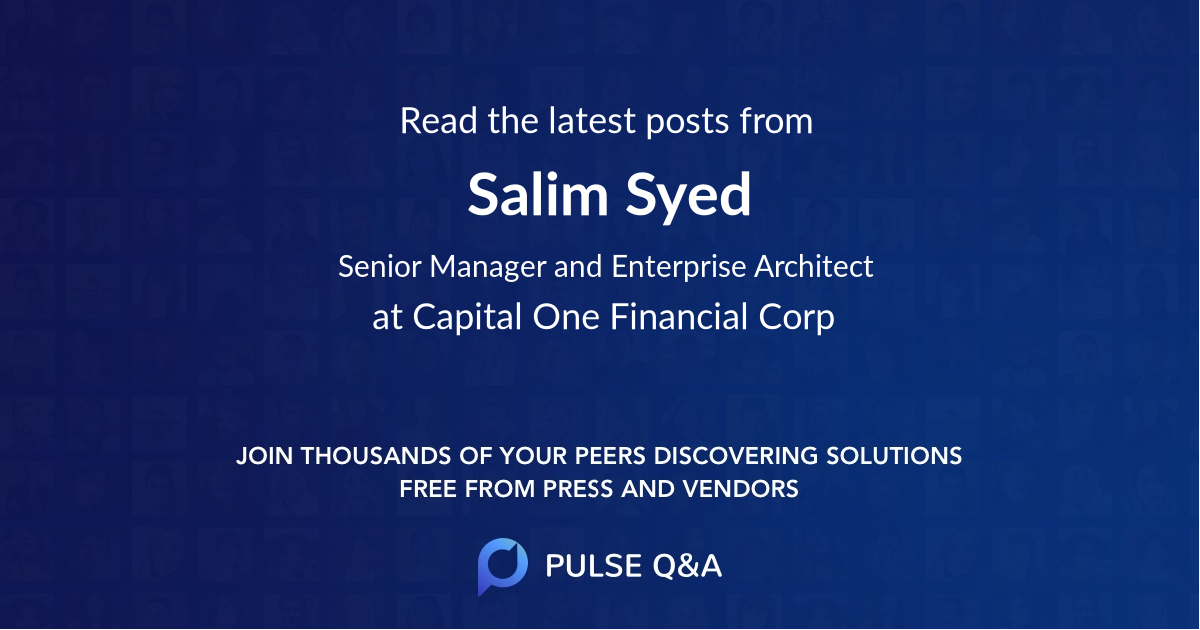 Salim Syed