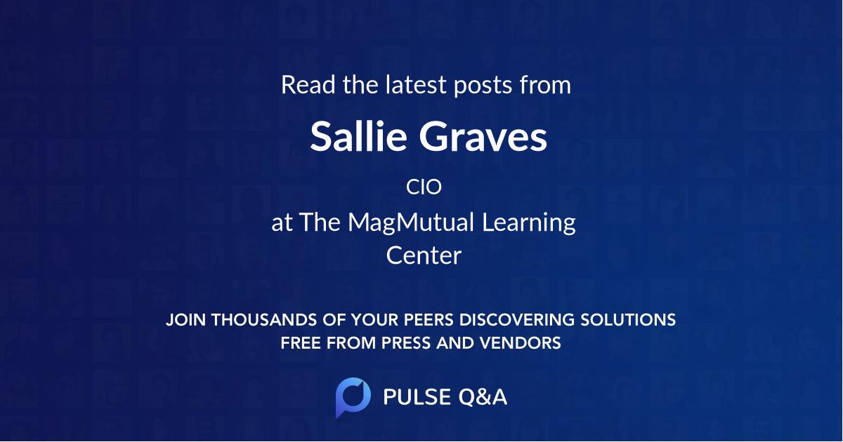Sallie Graves