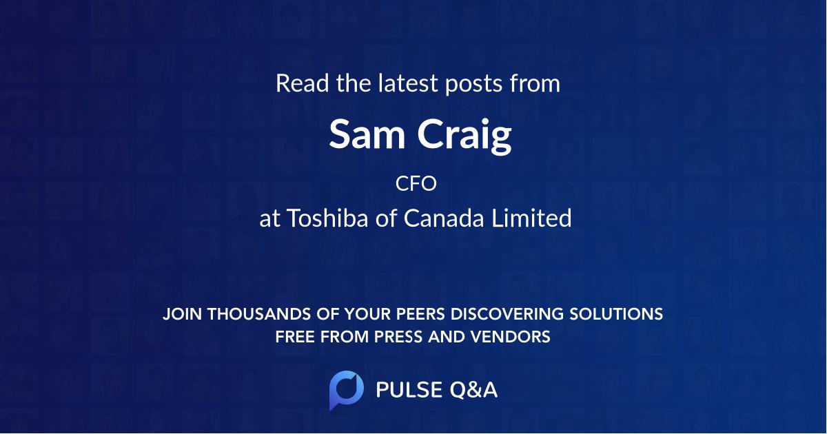 Sam Craig