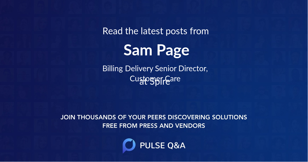 Sam Page
