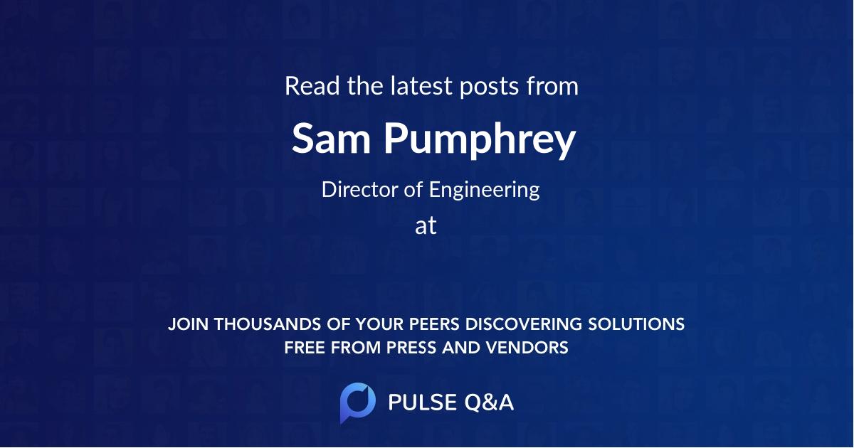 Sam Pumphrey