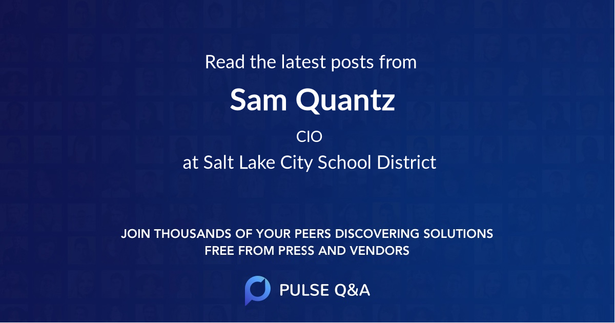 Sam Quantz
