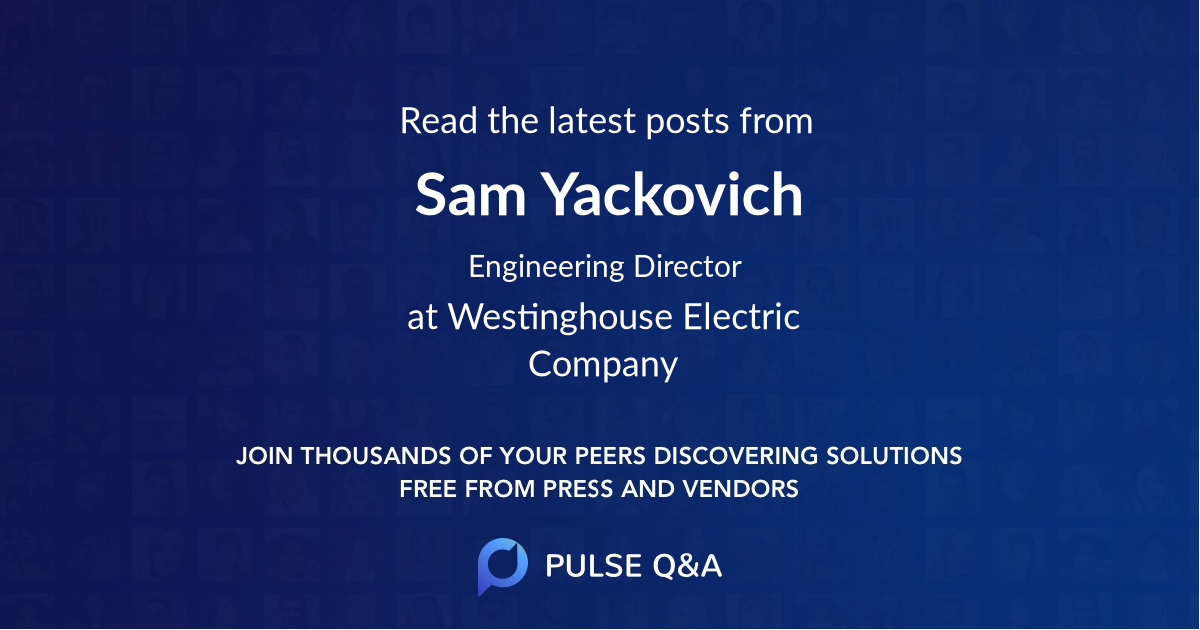 Sam Yackovich