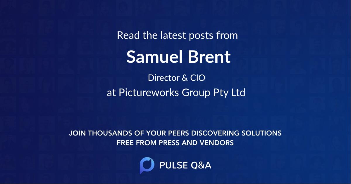 Samuel Brent