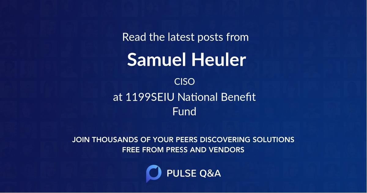 Samuel Heuler