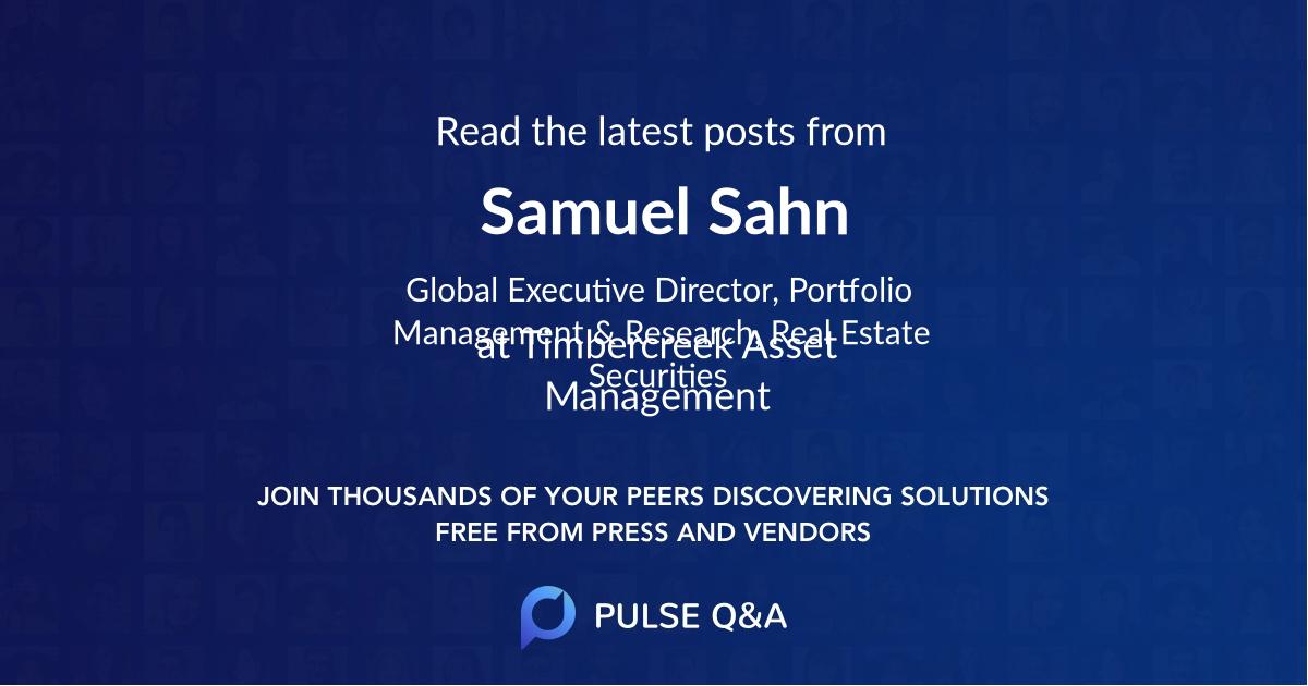 Samuel Sahn