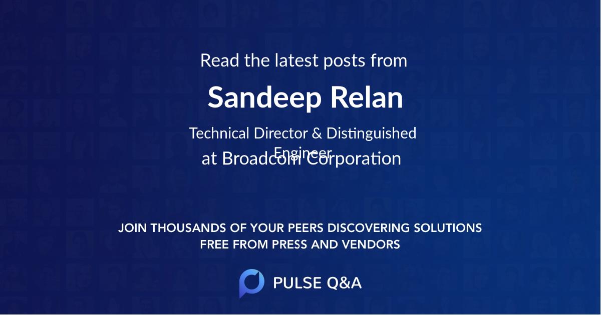 Sandeep Relan