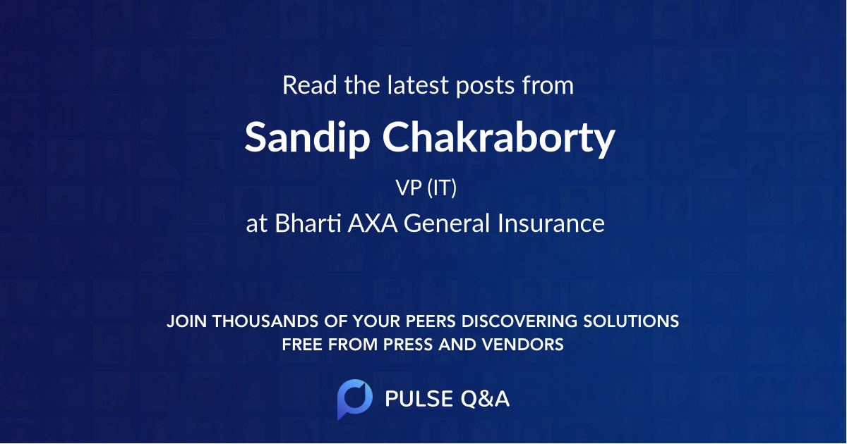 Sandip Chakraborty