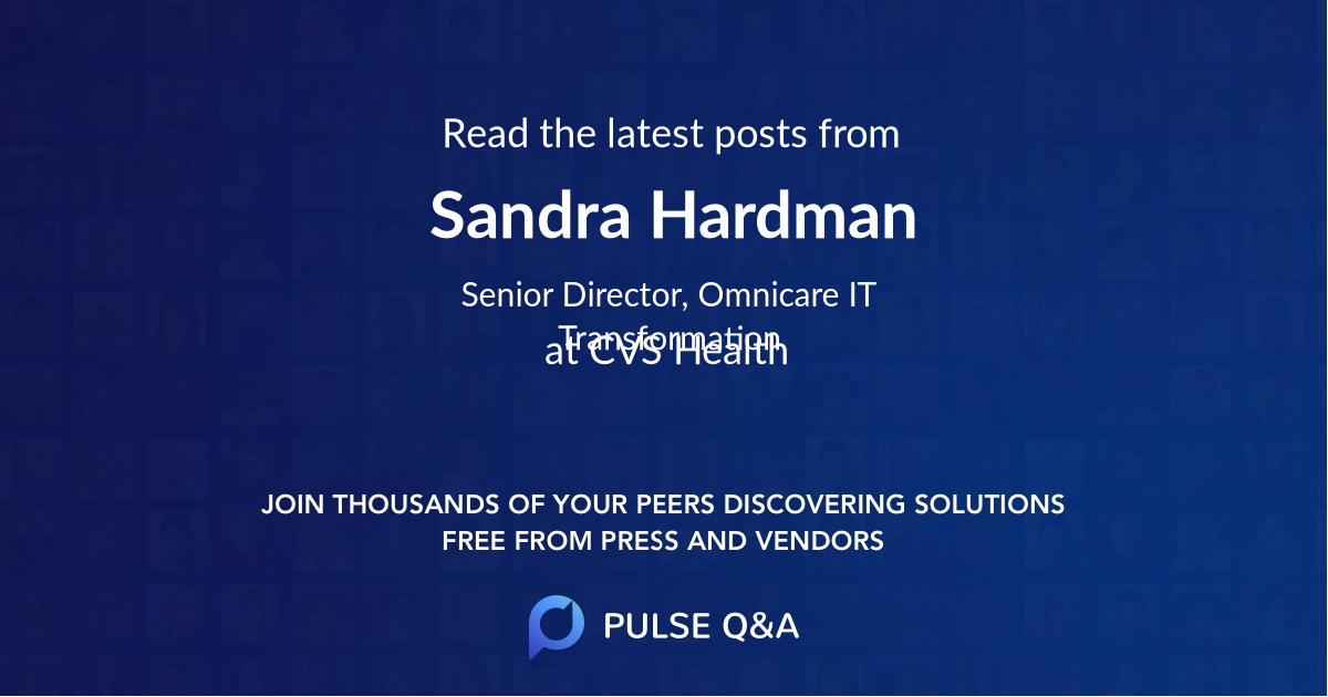 Sandra Hardman