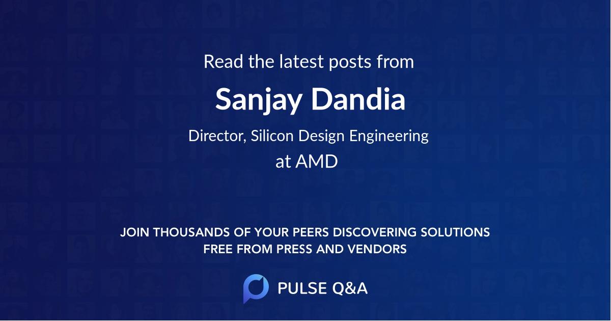 Sanjay Dandia
