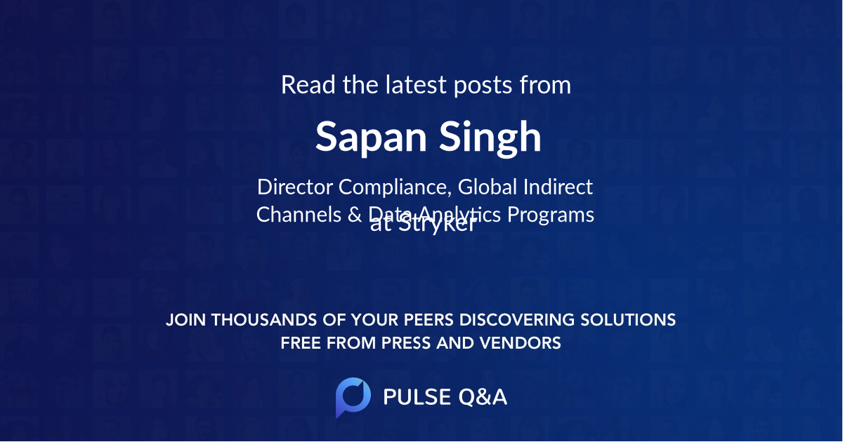 Sapan Singh