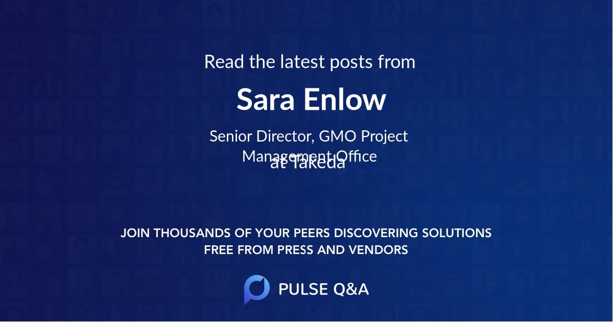 Sara Enlow