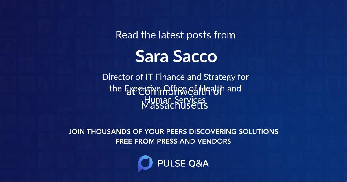 Sara Sacco