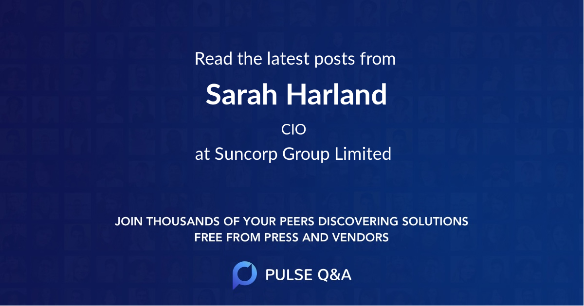 Sarah Harland