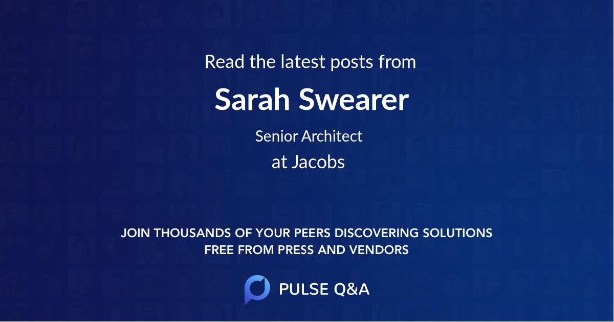 Sarah Swearer