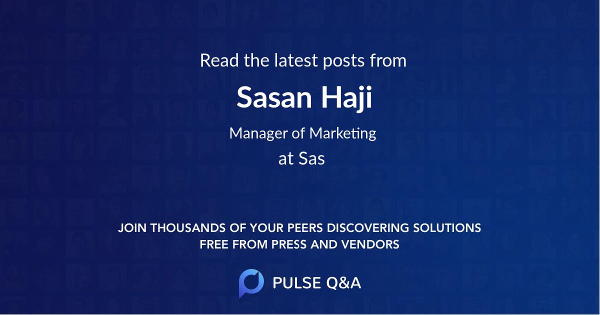 Sasan Haji