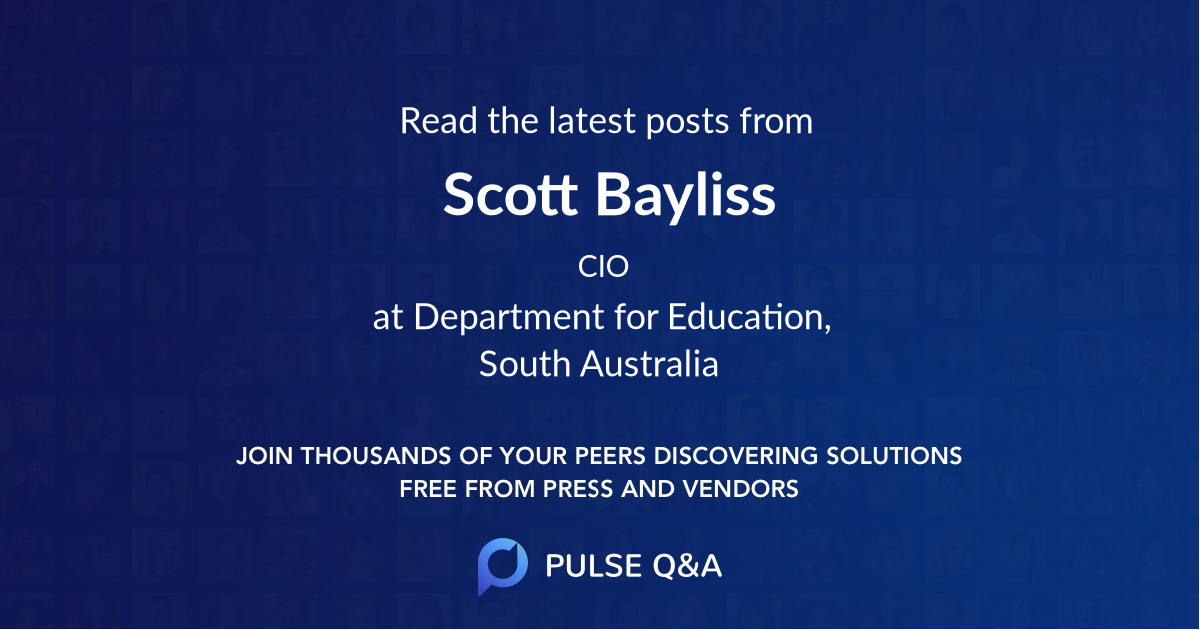 Scott Bayliss